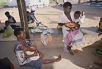 - country hospital in Nhamatanda village, province of Sofala....- ospedale rurale nel villaggio di Nhamatanda, provincia di Sofala