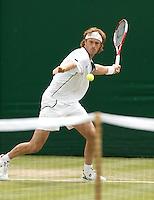 28-6-06,England, London, Wimbledon, first round match, Norman(B)