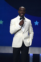 SANTA MONICA - JANUARY 13: Taye Diggs hosts the 24th Annual Critics' Choice Awards at the Barker Hangar on January 13, 2019, in Santa Monica, California. (Photo by Frank Micelotta/PictureGroup)