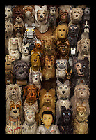 Isle of Dogs (2018) <br /> Promotional art  <br /> *Filmstill - Editorial Use Only*<br /> CAP/MFS<br /> Image supplied by Capital Pictures