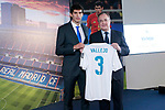 20170707. Real Madrid's new player Jesus Vallejo.