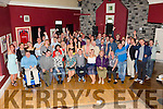 Colin O'Brien, Tralee celebrates his 30th Birthday with family and friends at O'Donnell's Bar on Friday