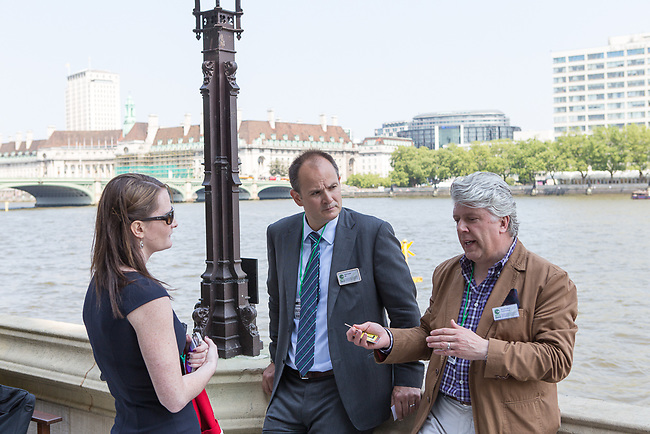 Event photography from the launch of the Ecoisland 100 club at the House of Commons