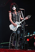 "SUNRISE FL - AUGUST 06: Paul Stanley of KISS performs during ""The End Of The Road World Tour"" at The BB&T Center on August 6, 2019 in Sunrise, Florida. Photo by Larry Marano © 2019"