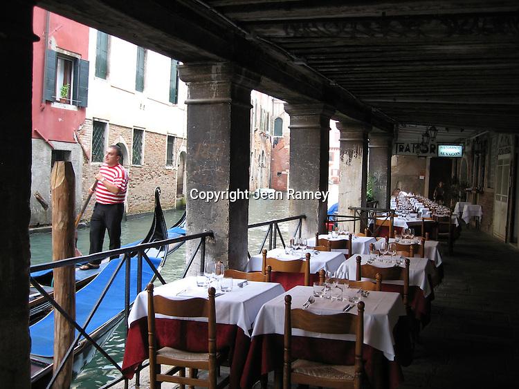 Canalside tratorria - Venice