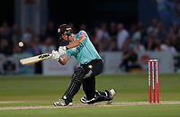 Will Jacks hits out for Surrey during Kent Spitfires vs Surrey, Vitality Blast T20 Cricket at the St Lawrence Ground on 23rd August 2019