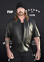 """LOS ANGELES - AUGUST 27: Rusty Coones attends the season two red carpet premiere of FX's """"Mayans M.C"""" at the ArcLight Dome on August 27, 2019 in Los Angeles, California. (Photo by Scott Kirkland/FX/PictureGroup)"""