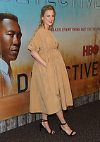 "10 January 2019 - Hollywood, California - Mamie Gummer. ""True Detective"" third season premiere held at Directors Guild of America. Photo Credit: Birdie Thompson/AdMedia"