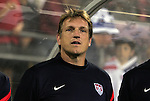 11 September 2012: U.S. assistant coach Andreas Herzog (AUT). The United States Men's National Team defeated the Jamaica Men's National Team 1-0 at Columbus Crew Stadium in Columbus, Ohio in a CONCACAF Third Round World Cup Qualifying match for the FIFA 2014 Brazil World Cup.