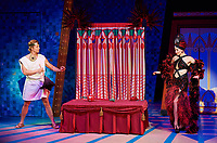 Joseph and the Amazing Technicolor Dreamcoat presented by STAGES St. Louis at Robert G. Reim Theatre in Kirkwood, Missouri on June 1, 2017.