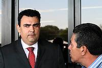 SAO PAULO, SP, 16 DE SETEMBRO DE 2013 -  CASO BIANCA CONSOLI. Dr Cristiano Medina, adv defesa, chega para o novo julgamento do motoboy Sandro Dota (42), acusado de estuprar e matar a ex-cunhada, Bianca Consoli, quando ela tinha 19 anos, em 2011. Após o júri ter sido cancelado no mês passado, começa nesta segunda-feira (16), o novo julgamento, agora com acusado na condição de réu confesso, no Fórum Criminal Ministro Mário Guimarães – Barra Funda – zona oeste da Capital. (Foto: Mauricio Camargo / Brazil Photo Press).