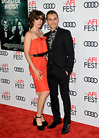 Alison Brie &amp; Dave Franco at the AFI Fest premiere for &quot;The Disaster Artist&quot; at the TCL Chinese Theatre. Los Angeles, USA 12 November  2017<br /> Picture: Paul Smith/Featureflash/SilverHub 0208 004 5359 sales@silverhubmedia.com