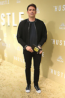 """08 May 2019 - Hollywood, California - Jonathan Bennett. """"The Hustle"""" Los Angeles Premiere held at the ArcLight Cinerama Dome. <br /> CAP/ADM/FS<br /> ©FS/ADM/Capital Pictures"""
