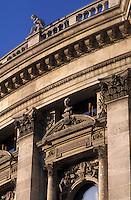 Europe/Autriche/Niederösterreich/Vienne: Le Burgtheater - Théatre