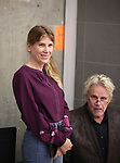 "Steffanie Sampson  and Gary Busey during the ""Only Human - A #Blessed New Musical"" Sneak Peek at The Yard Herald Square on September 17, 2019 in New York City."