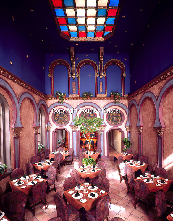 Saracen Restaurant.141 East Bay st.Charleston, SC