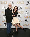 Terrence Mann and Tiler Peck attends the Sneak Peek Presentation for 'Marie, Dancing Still - A New Musical'  at Church of Saint Paul the Apostle in Manhattan on March 4, 2019 in New York City.