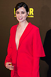 "Dafne Fernandez attends the premiere of the film ""El bar"" at Callao Cinema in Madrid, Spain. March 22, 2017. (ALTERPHOTOS / Rodrigo Jimenez)"