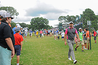 Charl Schwartzel (RSA) approaches the 5th tee during Friday's round 2 of the PGA Championship at the Quail Hollow Club in Charlotte, North Carolina. 8/11/2017.<br /> Picture: Golffile | Ken Murray<br /> <br /> <br /> All photo usage must carry mandatory copyright credit (&copy; Golffile | Ken Murray)