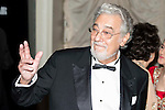 "Placido Domingo attends the photocall organized by Vanity Fair to reward Placido Domingo as ""Person of the Year 2015"" at the Ritz Hotel in Madrid, November 16, 2015.<br /> (ALTERPHOTOS/BorjaB.Hojas)"