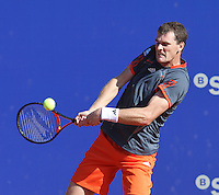 26.04.2012. Barcelona, Spain.ATP Barcelona Open Banc Sabadell. Picture show Jamie Murray (GBR)