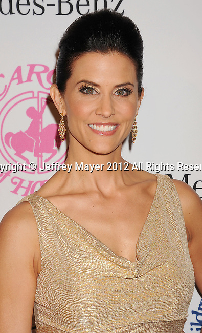BEVERLY HILLS, CA - OCTOBER 20: Lu Parker arrives at the 26th Anniversary Carousel Of Hope Ball presented by Mercedes-Benz at The Beverly Hilton Hotel on October 20, 2012 in Beverly Hills, California.