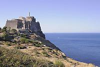 - Capraia island (Tuscan Archipelago), the fortress of San Giorgio<br /> <br /> - isola di Capraia (Arcipelago Toscano), il forte di San Giorgio