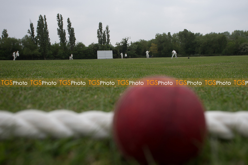during South Woodford CC vs Billericay CC, Shepherd Neame Essex League Cup Cricket at Highfield Road on 6th May 2017