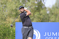 Jon Rahm (ESP) during the preview to the DP World Tour Championship, Jumeirah Golf Estates, Dubai, United Arab Emirates. 19/11/2019<br /> Picture: Golffile | Fran Caffrey<br /> <br /> <br /> All photo usage must carry mandatory copyright credit (© Golffile | Fran Caffrey)