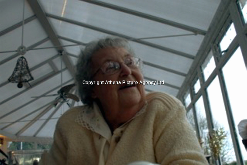 Pictured: Betty Guy, family handout.<br /> Re: A mother and son found guilty of murdering 84 year old Betty Guy, are due to be sentenced by Swansea Crown court.<br /> Mrs Guy died on November 7, 2011, and her body was cremated soon afterwards.<br /> Her daughter, Penelope John, aged 50, and her grandson, Barry Rogers, 32, have previously denied her murder and an alternative charge of manslaughter.<br /> The court has previously heard that the prosecution case involved 75 hours of recorded statements made by the defendants.