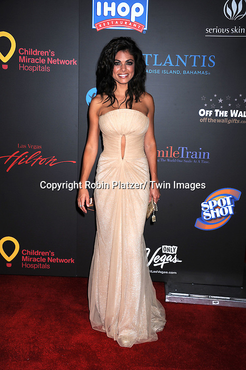 Liindsay Hartley arriving at the 38th Annual Daytime Emmy Awards  on June 19, 2011 at The Las Vegas Hilton in Las Vegas Nevada. ..