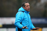 Bromley Manager, Neil Smith during Bromley vs Dagenham & Redbridge, Vanarama National League Football at the H2T Group Stadium on 24th November 2018