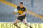Brian Looney Dr Crokes in action against  West Kerry in the Kerry Senior Football Championship Semi Final at Fitzgerald Stadium on Saturday.