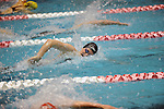 26 MAR 2011: Senior Kendra Stern of Amherst competes in the 100 yard freestyle during the Division III Menís and Womenís Swimming and Diving Championship held at Allan Jones Aquatic Center in Knoxville, TN. Stern finished with a time of 49.50 to win the national title. David Weinhold/NCAA Photos