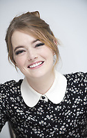 Emma Stone at  The Favourite press conference at the Four Seasons Hotel, Beverly Hills, California on  November 16,  2018. Credit: Action Press/MediaPunch ***FOR USA ONLY***