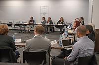 Kansas City, KS - Thursday, April 5, 2018: NDP, member meeting, during U.S. Soccer Member Meeting at the National Development Center in Kansas City, Kansas.