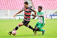 Recife, PE, 20/01/19 - Santa Cruz Vs América/PE - Partida válida pela 1° rodada do campeonato pernambucano neste domingo (20) na arena de Pernambuco. (Rafael Vieira/Codigo19).