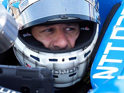 Verizon IndyCar Series<br /> Iowa Corn 300<br /> Iowa Speedway, Newton, IA USA<br /> Saturday 8 July 2017<br /> Tony Kanaan, Chip Ganassi Racing Teams Honda<br /> World Copyright: Michael L. Levitt<br /> LAT Images