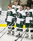 Brian Johnson (Plymouth State - 23), ?, Steve Ficaro (Plymouth State - 24), Sean Foley (Plymouth State - 16) - The visiting Salem State University Vikings defeated the Plymouth State University Panthers 5-2 on Thursday, November 18, 2010, at Hanaway Rink in Plymouth, New Hampshire.