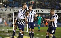 Millwall v Peterborough United - 28.02.2017