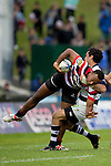 ITM Cup rugby game between Counties Manukau and Auckland, played at Bayer Growers Stadium Pukekohe on Saturday October 9th 2010. Counties Manukau lost 37 - 13 after leading 13 - 6 at halftime.