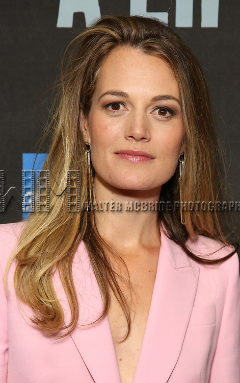 """Carrie Cracknell attends the Broadway Opening Night performance of """"Sea Wall / A Life"""" at the Hudson Theatre on August 08, 2019 in New York City."""