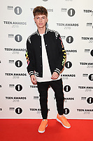LONDON, UK. October 21, 2018: HRVY - Harvey Leigh Cantwell - at tthe BBC Radio 1 Teen Awards 2018 at Wembley Stadium, London.<br /> Picture: Steve Vas/Featureflash