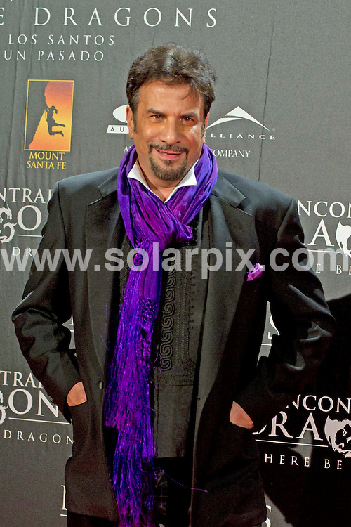**ALL ROUND PICTURES FROM SOLARPIX.COM**                                             **WORLDWIDE SYNDICATION RIGHTS EXCEPT SPAIN - NO SYNDICATION IN SPAIN**                                                                                  Caption: attends There Be Dragons (Encontraras Dragones) premiere at Capitol cinema in Madrid, Spain. March 23, 2011                                                                    This pic:  Ignacio Gomez Sancha                                                                    JOB REF: 13018 DMS       DATE: 23_03_2011                                                           **MUST CREDIT SOLARPIX.COM OR DOUBLE FEE WILL BE CHARGED**                                                                      **MUST AGREE FEE BEFORE ONLINE USAGE**                               **CALL US ON: +34 952 811 768 or LOW RATE FROM UK 0844 617 7637**