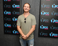 FORT LAUDERDALE, FL - SEPTEMBER 30: James Sunderland of Frenship visits radio Station Y-100 on September 30, 2016 in Fort Lauderdale, Florida. Credit: mpi04/MediaPunch