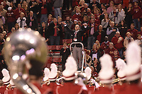 NWA Democrat-Gazette/MICHAEL WOODS &bull; @NWAMICHAELW<br /> The University of Arkansas Razorbacks vs the LSU Tigers Saturday, November 12, 2016 during the Razorbacks 38-10 loss at Razorback Stadium in Fayetteville.