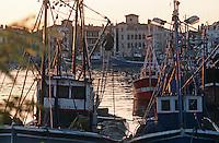 Europe/France/Aquitaine/64/Pyrénées-Atlantiques/Saint-Jean-de-Luz: Le port et la maison de l'infante