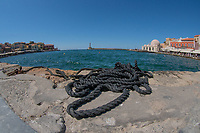 Rope, Chania, Crete, Greece