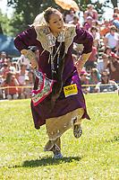 Pow wow<br />  a Kahnawake<br /> <br /> PHOTO :  Agence Quebec Presse