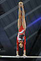 Yuko Shintake (JPN),JULY 2nd, 2011 - Artistic Gymnastics :Japan Cup 2011 Women's Team All-Around Uneven Bars at Tokyo Metropolitan Gymnasium in Tokyo, Japan. (Photo by AZUL/AFLO)